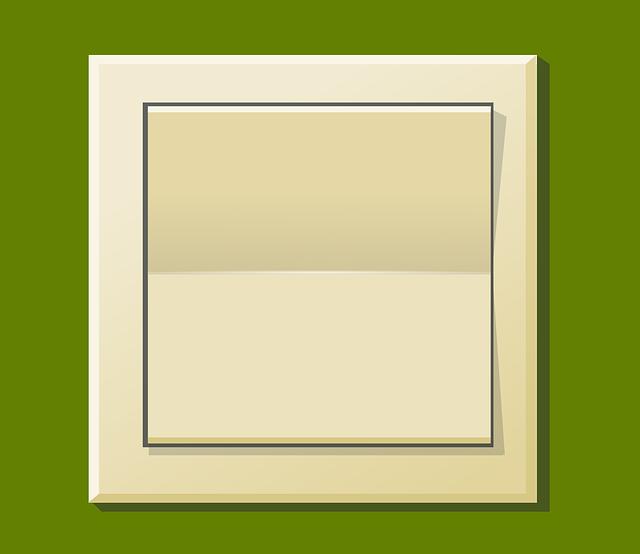 bílý čtverec