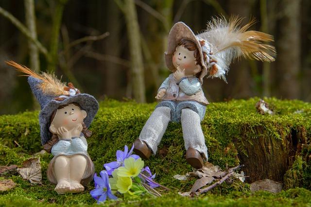 dekorační figurky