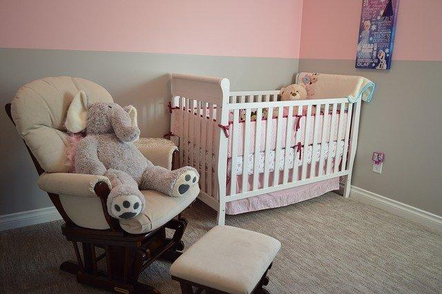 miminkovský pokoj