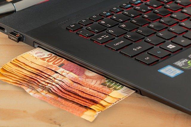 bankovky v pc