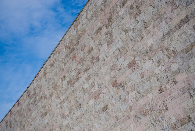 pevná stěna